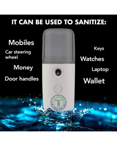 TrueGuard Nano Pocket Size Disinfecting Machine